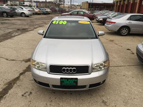 2005 Audi A4 for sale at KBS Auto Sales in Cincinnati OH