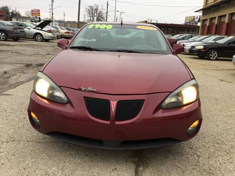 2004 Pontiac Grand Prix for sale at KBS Auto Sales in Cincinnati OH