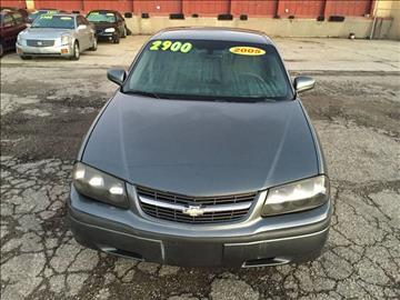 2005 Chevrolet Impala for sale at KBS Auto Sales in Cincinnati OH