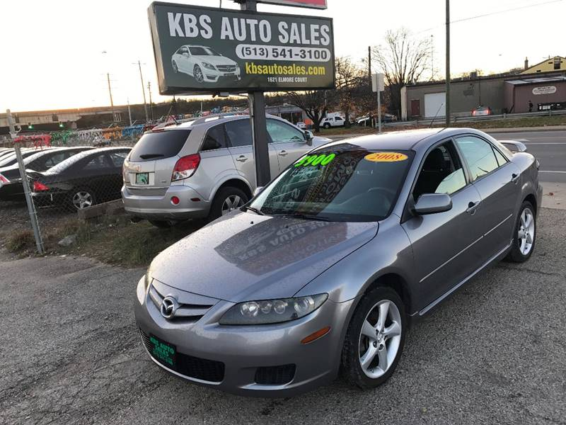 2008 Mazda Mazda6 I Grand Touring 4dr Sedan In Cincinnati Oh Kbs