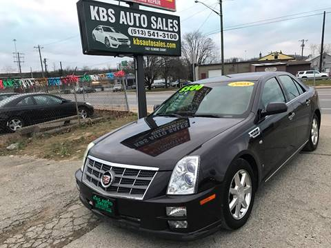2008 Cadillac STS for sale at KBS Auto Sales in Cincinnati OH