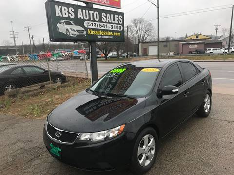 2010 Kia Forte for sale at KBS Auto Sales in Cincinnati OH