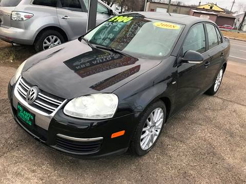 2008 Volkswagen Jetta for sale at KBS Auto Sales in Cincinnati OH