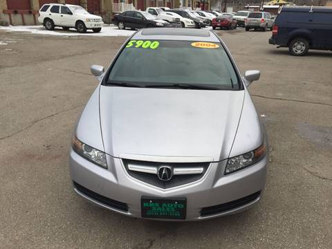 2004 Acura TL for sale at KBS Auto Sales in Cincinnati OH