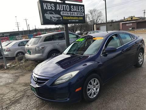 2011 Mazda MAZDA6 for sale at KBS Auto Sales in Cincinnati OH