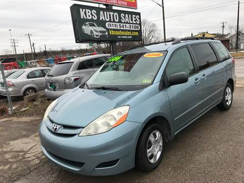 2008 Toyota Sienna for sale at KBS Auto Sales in Cincinnati OH