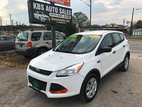 2013 Ford Escape for sale at KBS Auto Sales in Cincinnati OH