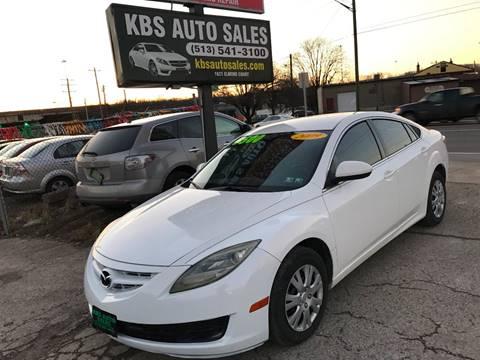 2009 Mazda MAZDA6 for sale at KBS Auto Sales in Cincinnati OH