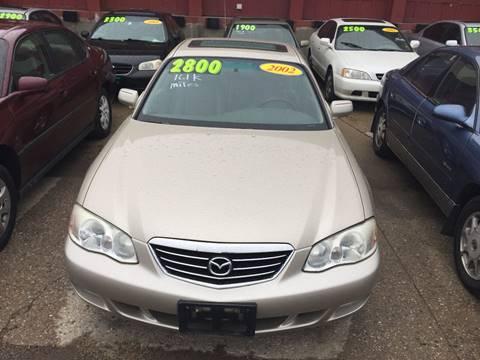 2002 Mazda Millenia for sale at KBS Auto Sales in Cincinnati OH