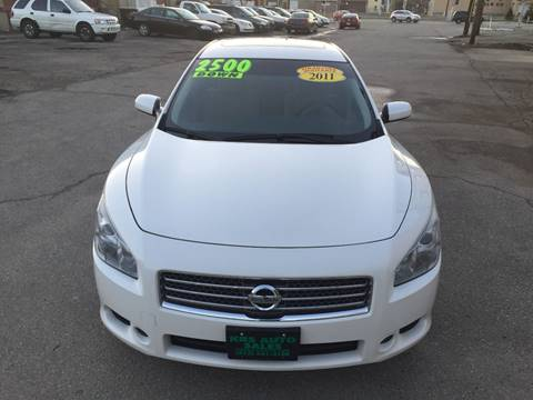 2011 Nissan Maxima for sale at KBS Auto Sales in Cincinnati OH