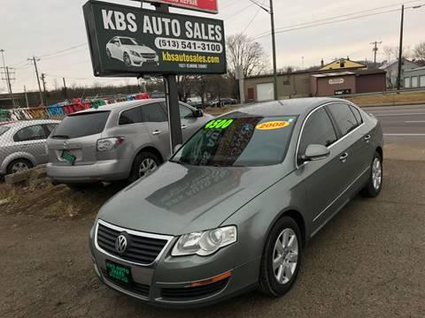 2008 Volkswagen Passat for sale at KBS Auto Sales in Cincinnati OH