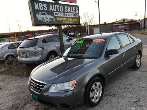 2009 Hyundai Sonata for sale at KBS Auto Sales in Cincinnati OH