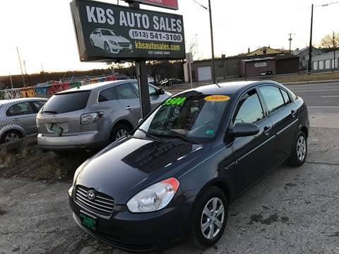 2009 Hyundai Accent for sale at KBS Auto Sales in Cincinnati OH