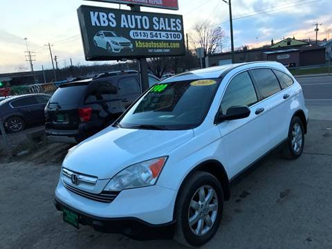 2007 Honda CR-V for sale at KBS Auto Sales in Cincinnati OH