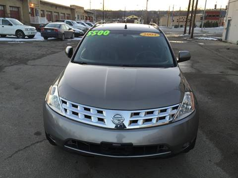 2004 Nissan Murano for sale at KBS Auto Sales in Cincinnati OH