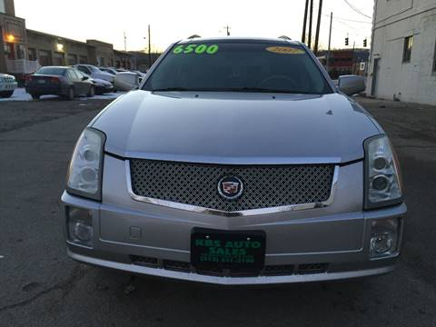 2007 Cadillac SRX for sale at KBS Auto Sales in Cincinnati OH
