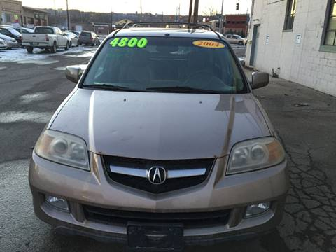 2004 Acura MDX for sale at KBS Auto Sales in Cincinnati OH