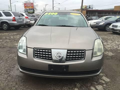 2004 Nissan Maxima for sale at KBS Auto Sales in Cincinnati OH