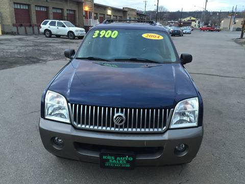 2004 Mercury Mountaineer for sale at KBS Auto Sales in Cincinnati OH