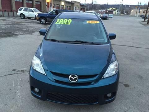 2007 Mazda MAZDA5 for sale at KBS Auto Sales in Cincinnati OH