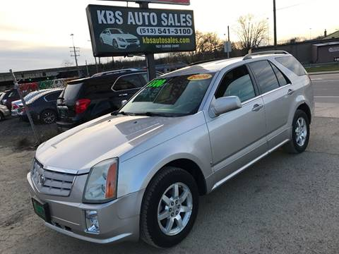 2006 Cadillac SRX for sale at KBS Auto Sales in Cincinnati OH