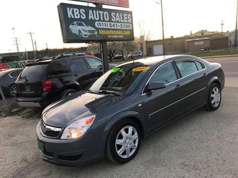2007 Saturn Aura for sale at KBS Auto Sales in Cincinnati OH