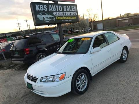2001 Toyota Camry for sale at KBS Auto Sales in Cincinnati OH