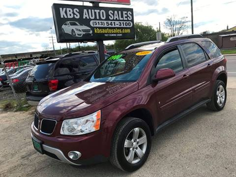2008 Pontiac Torrent for sale at KBS Auto Sales in Cincinnati OH