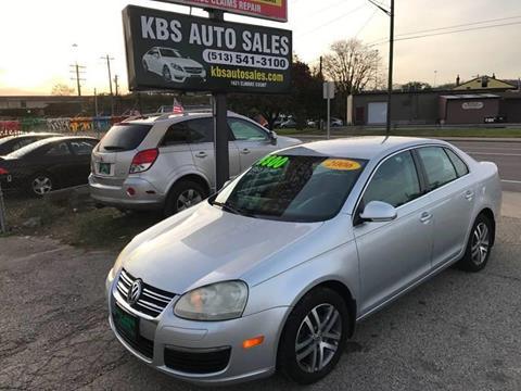 2006 Volkswagen Jetta for sale at KBS Auto Sales in Cincinnati OH
