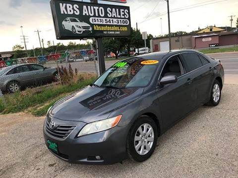 2007 Toyota Camry for sale at KBS Auto Sales in Cincinnati OH