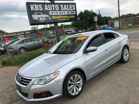 2009 Volkswagen CC for sale at KBS Auto Sales in Cincinnati OH
