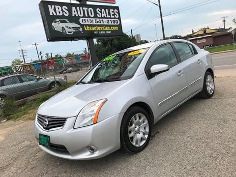 2011 Nissan Sentra for sale at KBS Auto Sales in Cincinnati OH