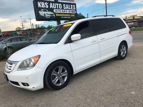 2008 Honda Odyssey for sale at KBS Auto Sales in Cincinnati OH