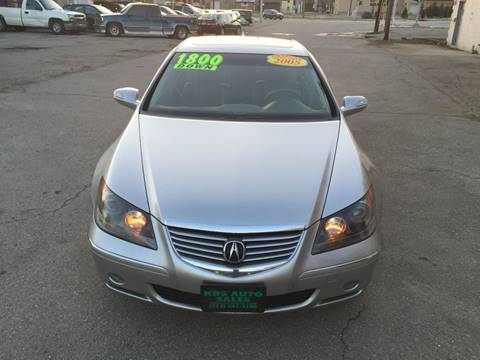 2005 Acura RL for sale at KBS Auto Sales in Cincinnati OH