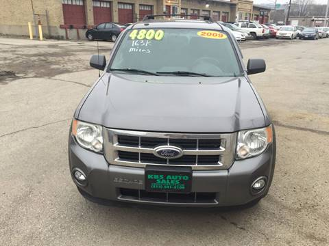 2009 Ford Escape for sale at KBS Auto Sales in Cincinnati OH