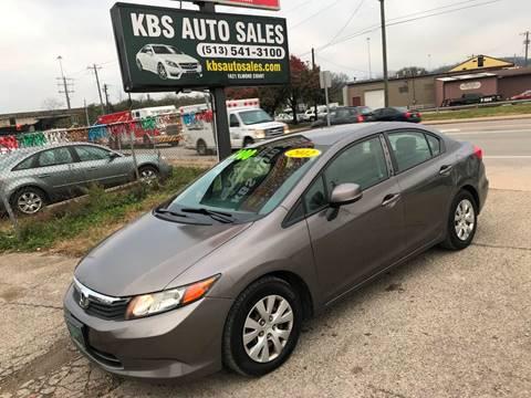2012 Honda Civic for sale in Cincinnati, OH