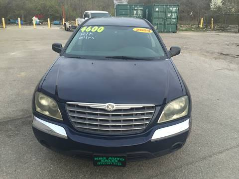 2004 Chrysler Pacifica for sale at KBS Auto Sales in Cincinnati OH