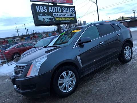 2010 Cadillac SRX for sale in Cincinnati, OH