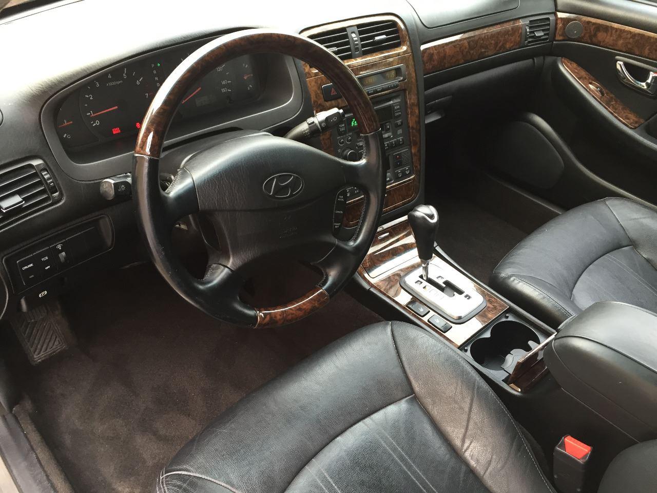 2002 hyundai xg350 l 4dr sedan in cincinnati oh kbs auto sales 2002 hyundai xg350 l 4dr sedan in