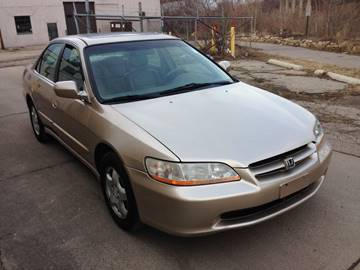 2000 Honda Accord for sale at KBS Auto Sales in Cincinnati OH