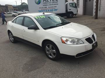 2008 Pontiac G6 for sale at KBS Auto Sales in Cincinnati OH
