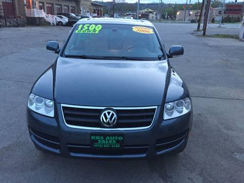 2006 Volkswagen Touareg for sale at KBS Auto Sales in Cincinnati OH