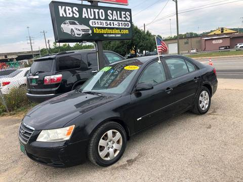 2009 Hyundai Sonata for sale in Cincinnati, OH