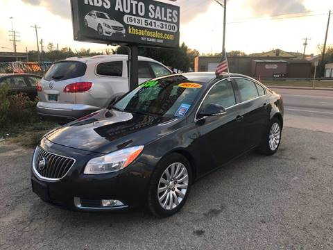 2012 Buick Regal for sale in Cincinnati, OH