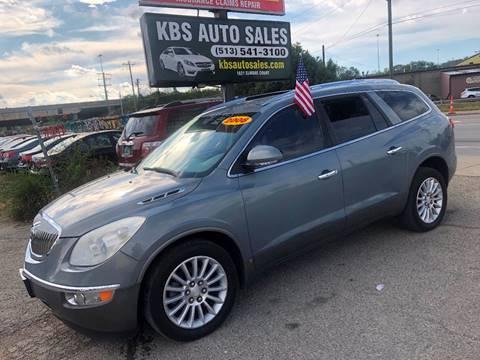 2008 Buick Enclave for sale in Cincinnati, OH