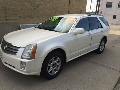 2005 Cadillac SRX for sale at KBS Auto Sales in Cincinnati OH