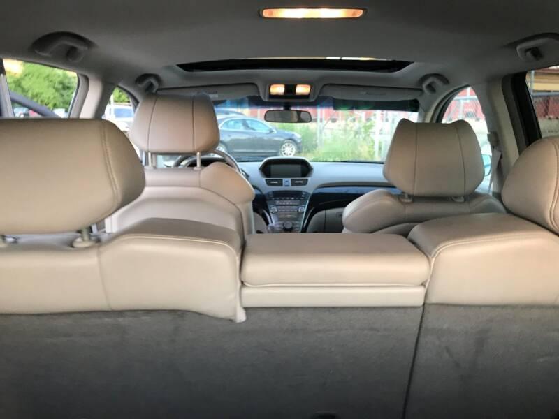 2007 Acura MDX SH-AWD 4dr SUV w/Sport Package - Cincinnati OH