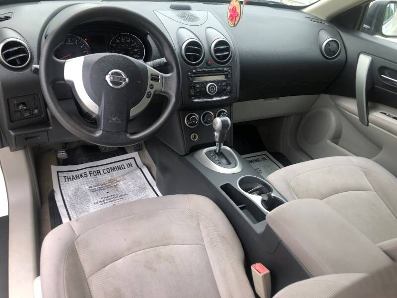 2011 Nissan Rogue AWD S 4dr Crossover - Cincinnati OH