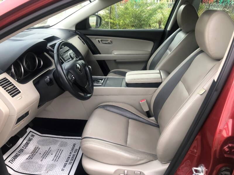 2012 Mazda CX-9 Touring 4dr SUV - Cincinnati OH