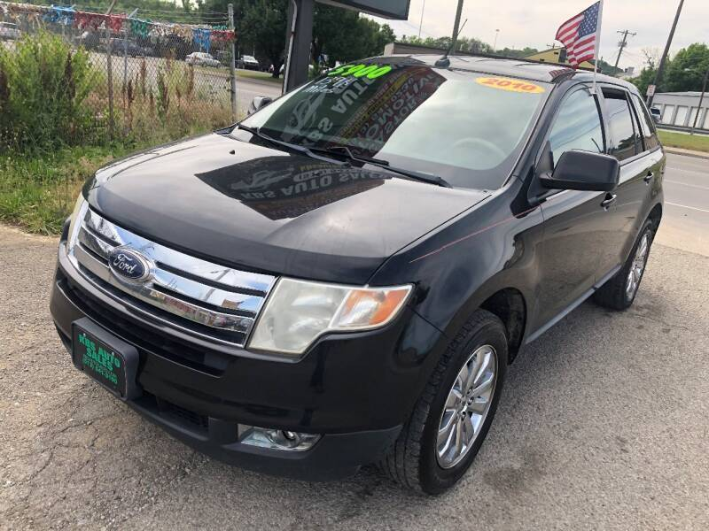 2010 Ford Edge SEL 4dr Crossover - Cincinnati OH